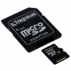 Kingston Micro SDXC 64 gigabyte Class 10 UHS-I + SD adapter