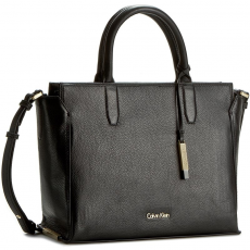 Calvin Klein Black Label Táska CALVIN KLEIN BLACK LABEL - K3yla Medium Tote K60K602320 001