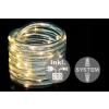 diLED világító kábel - 40 LED meleg fehér + bekötés