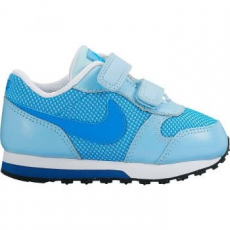 Nike Md Runner 2 gyerek sportcipő, Photo Blue/White, 21 (807328-400-5c)