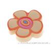 Forest Fogantyú RF RU3 Sárga virág gomb