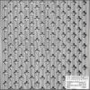 Locatelli Perforált lemez Legno furnérozott Hdf-Fiore Tölgy/tölgy 1520x610x4mm