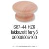 Forest Fogantyú RF S87-44 Lakkozott fenyő gomb