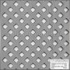 Locatelli Perforált lemez Laccato Hdf Franz 375 Juhar 1400x510x3mm