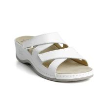 Batz Evelin fehér papucs