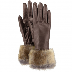 Barts Kahlo Gloves Kesztyű D (b-1720-p_009-Heather Brown)
