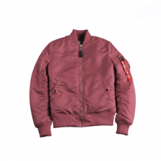 Alpha Industries MA-1 VF PM Női - dusty pink