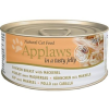 Applaws Cat Konzerv Csirke és Makréla Aszpikban 70g
