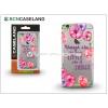 BCN Caseland Apple iPhone 7 Plus szilikon hátlap - BCN Caseland Fierce - transparent