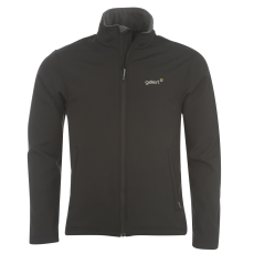 Gelert Férfi Softshell kabát fekete 4XL