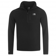 Karrimor KS200 Micro férfi polár pulóver fekete 4XL
