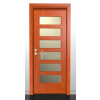 NORMA 3/D, luc fenyő beltéri ajtó 90x210 cm