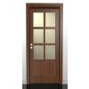 VÉNUSZ 2/D, luc fenyő beltéri ajtó 90x210 cm