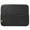 SAMSONITE Airglow Sleeves Laptop Sleeve 15.6 &quot,fekete-zöld