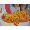 Tigris formájú matrac 138x50cm