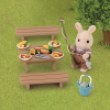 Epoch Sylvanian Barbecue szett DS