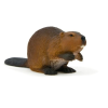 Mojo Animal Planet Hód figura