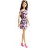 Chic Barbie rózsaszín ruhában