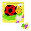 Puzzle 9 db-os katicás