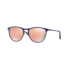 Ray-Ban RJ9538S 252/2Y RUBBER BROWN/VIOLET DEMO LENS napszemüveg