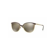 Vogue VO4002S 50215A BROWN/BRUSHED PALE GOLD MT LIGHT BROWN MIRROR DARK GOLD napszemüveg