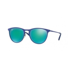 Ray-Ban RJ9538S 255/3R RUBBER GREEN/BLUE FLASH GREEN napszemüveg