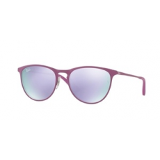 Ray-Ban RJ9538S 254/4V RUBBER GREY/ PINK FLASH LILA napszemüveg
