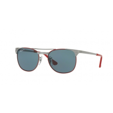 Ray-Ban RJ9540S 218/2V GUNMETAL TOP RED POLAR BLUE napszemüveg