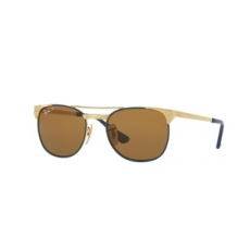 Ray-Ban RJ9540S 260/83 GOLD TOP BLUE POLAR BROWN napszemüveg