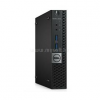 Dell Optiplex 3040 Micro | Core i3-6100T 3,2|8GB|0GB SSD|1000GB HDD|Intel HD 530|W7P|3év