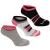 LA Gear Zokni LA Gear Yoga 3 Pack női