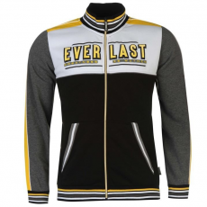 Everlast férfi cipzáras pulóver - Everlast Funnel Neck Sweater