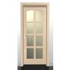 PAVO 3/B, luc fenyő beltéri ajtó 100x210 cm
