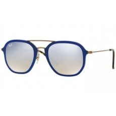 Ray-Ban RB4273 62599U SHINY BLUE GREY FLASH GREDIENT napszemüveg