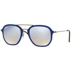 Ray-Ban RB4273 62599U SHINY BLUE GREY FLASH GREDIENT napszemüveg