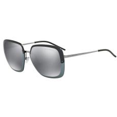 Emporio Armani EA2045 30106G GUNMETAL GREY MIRROR BLACK napszemüveg