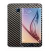 Galaxy S6 Edge - 3D fekete karbon fólia