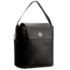 Tommy Hilfiger Táska TOMMY HILFIGER - Th Core Hobo AW0AW02332 901