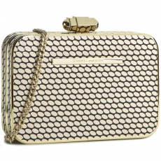 Tommy Hilfiger Táska TOMMY HILFIGER - Holiday Capsule Box Clutch Spot AW0AW02267 902