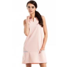 moe Ruha Model MOE232 pasztell rózsaszín