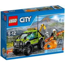 LEGO City Vulkánkutató kamion 60121 lego