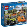Mattel City Vulkán kezdőkészlet 60120