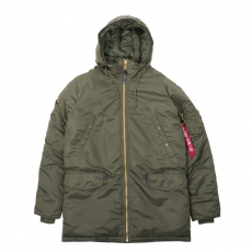 Alpha Industries N3-B PM - dark green