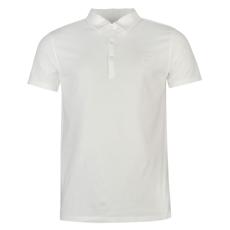 Firetrap Deel férfi galléros póló fehér S