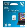 Goodram Pendrive, 32GB, USB 2.0, 20/5Mb/sec, mini, GOODRAM