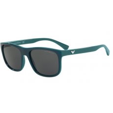 Emporio Armani EA4085 555487 TOP GREEN ON PETROLEUM GREY napszemüveg