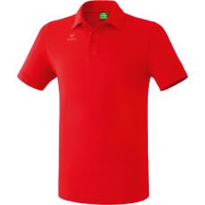Erima Teamsports Polo-shirt piros galléros poló
