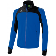 Erima Race Line Running Jacket kék/fekete zippes felső