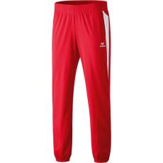 Erima Premium One Polyester Pants piros/fehér hosszúnadrág