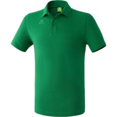Erima Teamsports Polo-shirt sötét zöld galléros poló